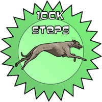 Speed Award, 100K steps