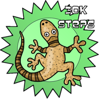 Speed Award, 30K steps