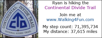 Walking4Fun Trail Badge