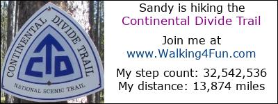Walking4Fun Trail Badge