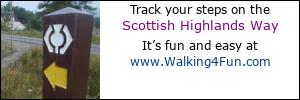 Walking 4 Fun Trail Badge