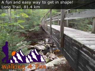 Walking4Fun: Trail Location