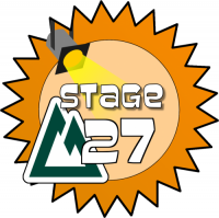 Colorado Trail, Stage 27