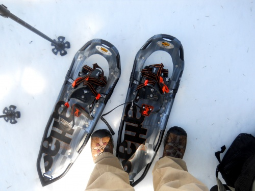 My Snowshoes!