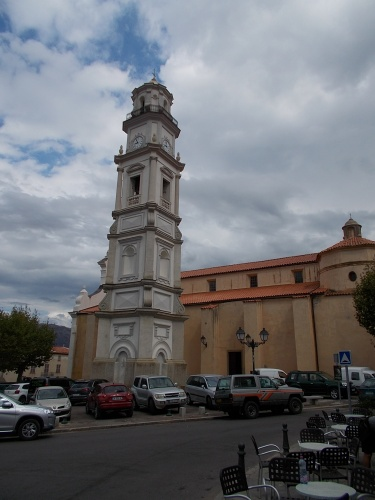 Calenzana Church