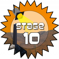 Long Trail, Stage 10