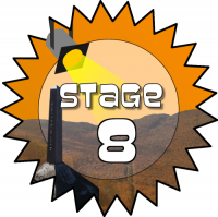 Long Trail, Stage 8