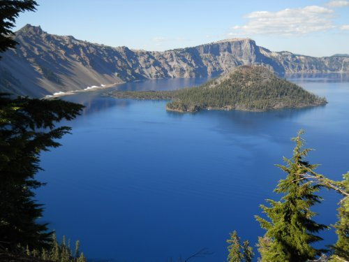 Crater Lake, in all its glory!