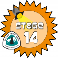 Pacific Crest Trail, Stage 14
