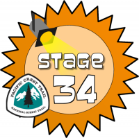 Pacific Crest Trail, Stage 34