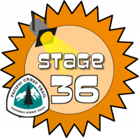 Pacific Crest Trail, Stage 36
