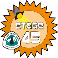 Pacific Crest Trail, Stage 45