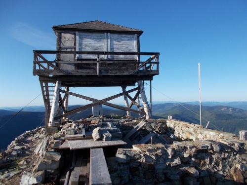 Mount Henry Lookout Tower