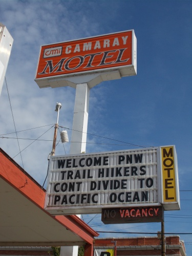 Camaray Motel, Oroville, WA