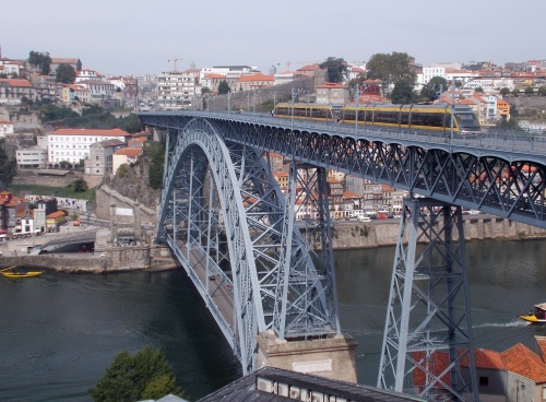 Luís I Bridge, Porto