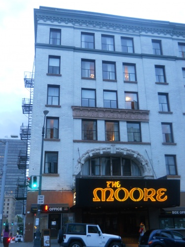 The Moore Theatre