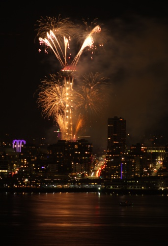 New Years in Seattle